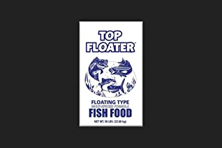 top floater fish food