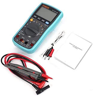 Zotek Vc17B + 6000 Telt True-Rms Digitale Multimeter Auto Range Ac/Dc- Meter meet spanning, stroom, capaciteit, temperatuu...