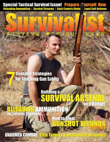 Survivalist Magazine Issue #2 - Tactical Survival (English Edition)