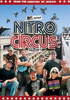 DVD Nitro Circus: Season 2 Book