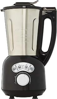 Senya SYCP-HB008N Blender Chauffant INOX Cook & Ice V3, Mixeur Soupe Veloutée/Moulinée, Cuisson Vapeur, Glace Pilée Smooth...