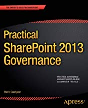 Practical SharePoint 2013 Governance (Expert's Voice in Sharepoint)