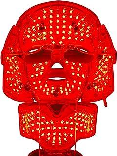 Bekroonde verlichting LED-masker (gezien op GLAMOUR, MailOnline) - lichttherapiebehandeling, anti-veroudering, verwijderin...