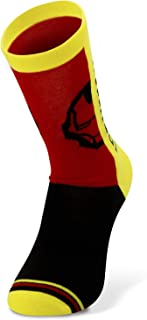 ABYstyle, Marvel - Iron Man - Camcetines - Amarillo, rojo y negro - Simbol