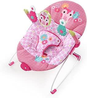 Cadeira de Descanso Corujinha Feliz, Bright Starts, Rosa