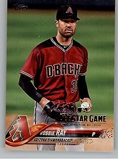 Baseball MLB 2018 Topps All-Star Edition #17 Robbie Ray Diamondbacks