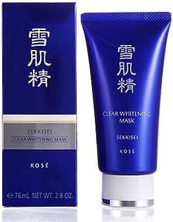 Kose Sekkisei Clear Whitening Mask 80g