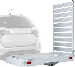 Apex Premium Aluminum Cargo Carrier with Ramp