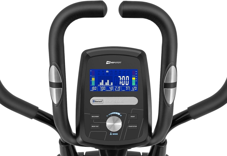 Hop-Sport HS-060C Crosstrainer - Trainingscomputer