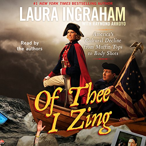 Of Thee I Zing audiobook cover art