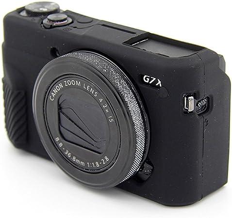 Ukabea Silikon Schutzhülle Für Canon Powershot G7 X Kamera