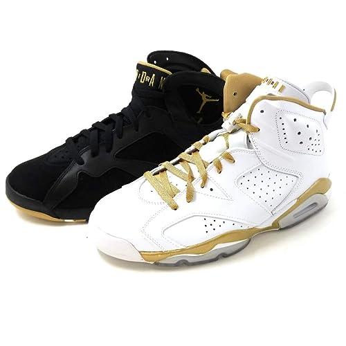 factory authentic 065e1 447e5 Nike Mens Air Jordan 6 Gold Medal Golden Moments Pack 535357-935, 0.5