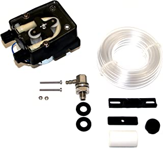Seko Kit pompe doseuse de détergent pour lave-vaisselle Modèle NBR-3 avec contrôle de fréquence 3 l/h