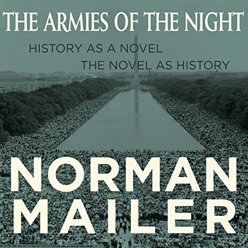 The Armies of the Night audiobook cover art