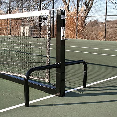 Douglas PPS-SQ Premier SQ (Square) Portable Tennis Net System (Standard Doubles Tennis)