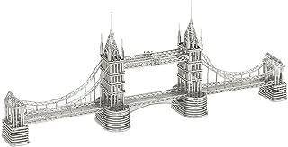 London Tower Bridge Architecture Replica (Steel 14 Inch) Home Decor British Accent