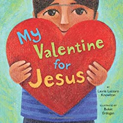 """My Valentine for Jesus"" Book for Children"