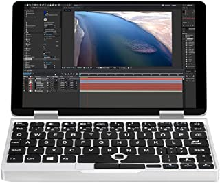 One-Netbook OneMix 2S Windows10搭載 超小型 ノートパソコン タブレットPC 2in1 PC 大幅に性能アップした2代目 7インチUMPC Intel Core m3-8100Y 8GBメモリ 256GBPCIeSSD 360度YOGAモード シルバー