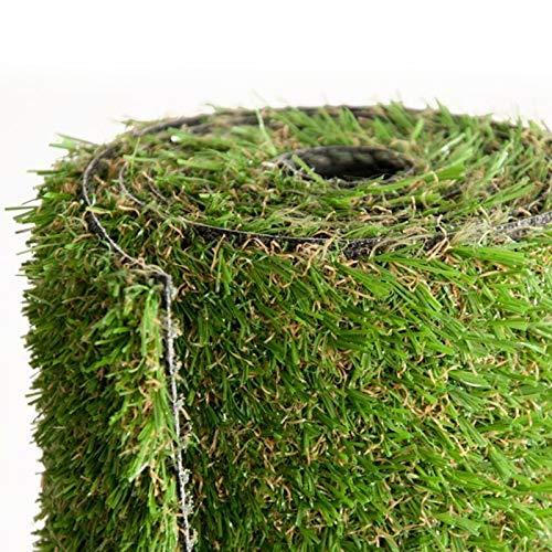 Premium Kunstrasen | Rasenteppich | Rollrasen | Kunststoffrasen | Garten-Rasen | Rasen für Balkon, Terrasse & Garten | viele Modelle | viele Größen & Stärken (Cambridge (Höhe: 22mm), 133x100 cm)