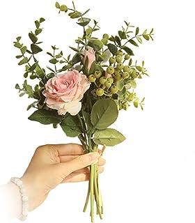 Caoguo Artificial Flowers Boeketten Fake Flower Boeket Decor Faux Floral Decoratie voor Home Wedding Party Ornament