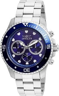 Men's 21788 Pro Diver Analog Display Quartz Silver Watch