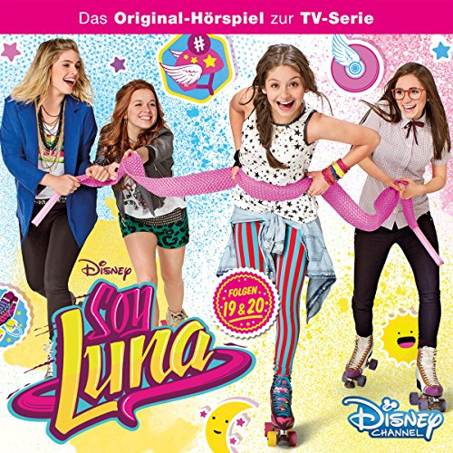 Soy Luna 1.19 & 1.20 (Soy Luna: Staffel 1) Titelbild