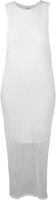 Young Fabulous & Broke Womens Nile Maxi Dress White Small, Medium