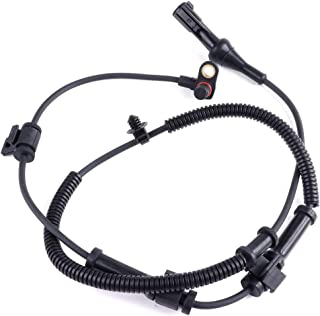 Terisass 89546-35020 Wheel Speed Sensor 89546-0K010 Car Vehicle ABS Wheel Speed Sensor for Toyota T100 Tacoma Tundra 1998 1999 2000 2001 2002 2003 2004 2005 2006