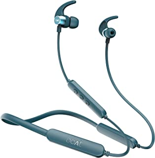 boAt Rockerz 255 Pro+ Wireless Bluetooth in Ear Neckband Earphone with Mic (Teal Green)
