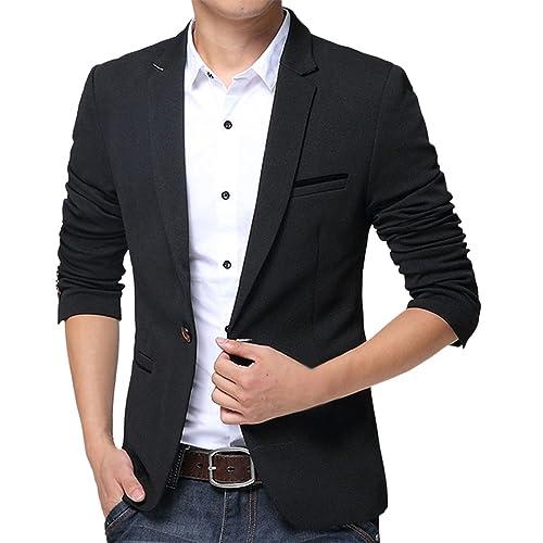 5ce31ad8 Men's Casual Suit: Amazon.com