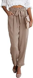 Best womens cotton khaki pants Reviews