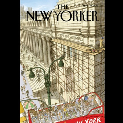 The New Yorker, September 19th 2011 (Dexter Filkins, Michael Schulman, Ariel Levy) audiobook cover art