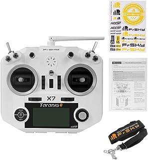 Heaviesk FrSky ACCST Taranis Q X7 QX7 2.4GHz 16CH Pantalla LCD Transmisor de Puerto Inteligente Control de Radio sin Receptor para RC Multicopter