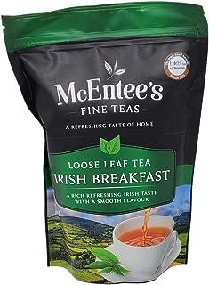 McEntee's Irish Breakfast Tea - navulzak van 250 g - vakkundig gemengd in Ierland. Een traditionele Ierse melange van thee...