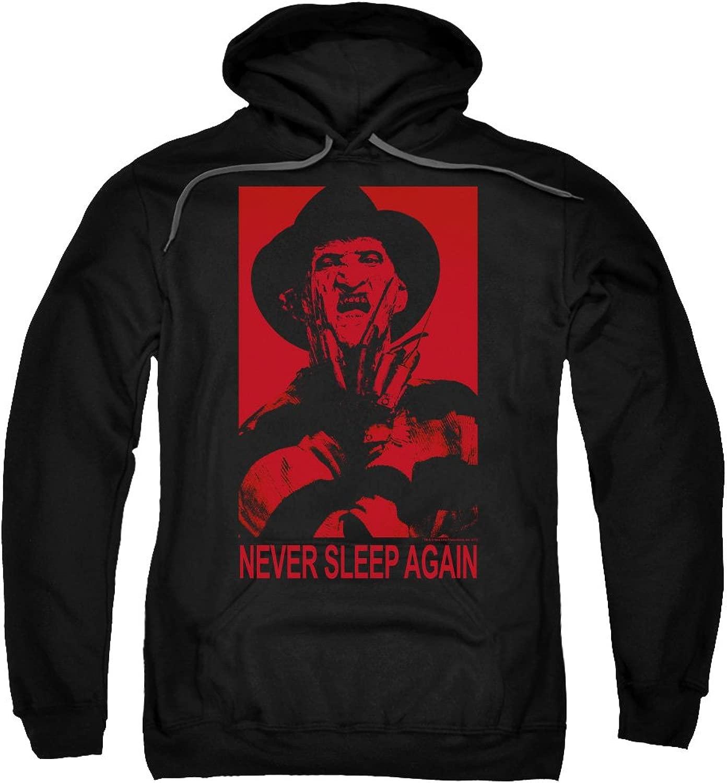 Nightmare On Elm Street - - männer schlafen nie Wieder Pul r Hoodie