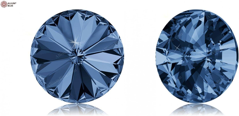 grandes precios de descuento Cristales de Swarovski 39222 Piedras rojoondas 1122 SS 47 47 47 Montana F, 288 Piezas  nuevo sádico