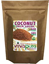 product image for Coconut Palm Sugar, Raw, Organic, 16 oz, Compostable Bag