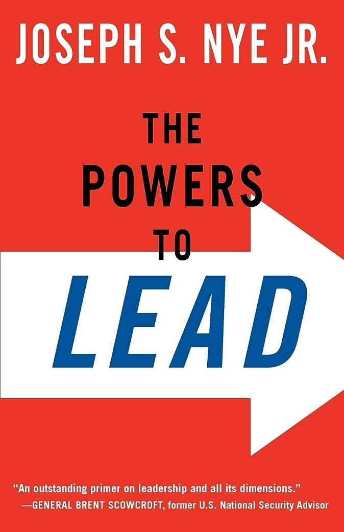 メルボルンメモジャンプするThe Powers to Lead