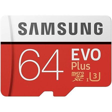 Samsung Evo Plus Mb Mc64g 64gb Microsdxc Uhs I Klasse Computer Zubehör