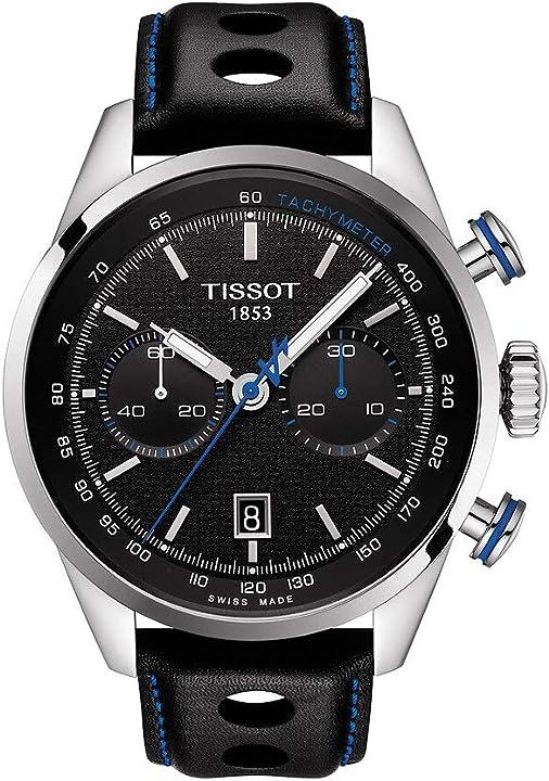 Orologio - tissot alpine on board t123.427.16.051.00 cronografo automatico uomo T1234271605100