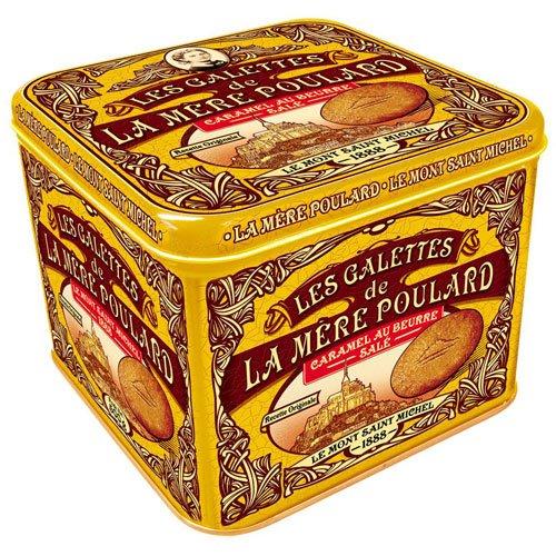 La Mère Poulard Mont Saint-Michel - Collector Box Torte Caramel 500 Gr