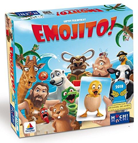 Emojito! - von HUCH! deutsche Ausgabe