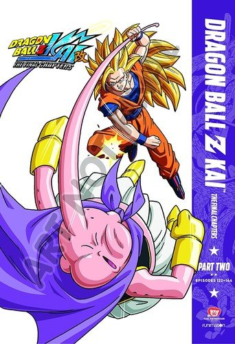 Dragon Ball Z Kai: The Ranking TOP10 - half Chapters Final Two Part