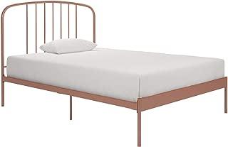 Max & Finn Metal bed, Rose Gold