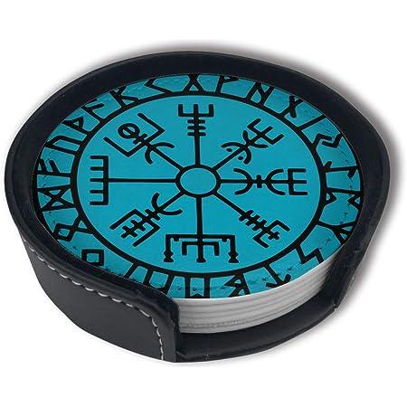 Noorse Runes Coasters