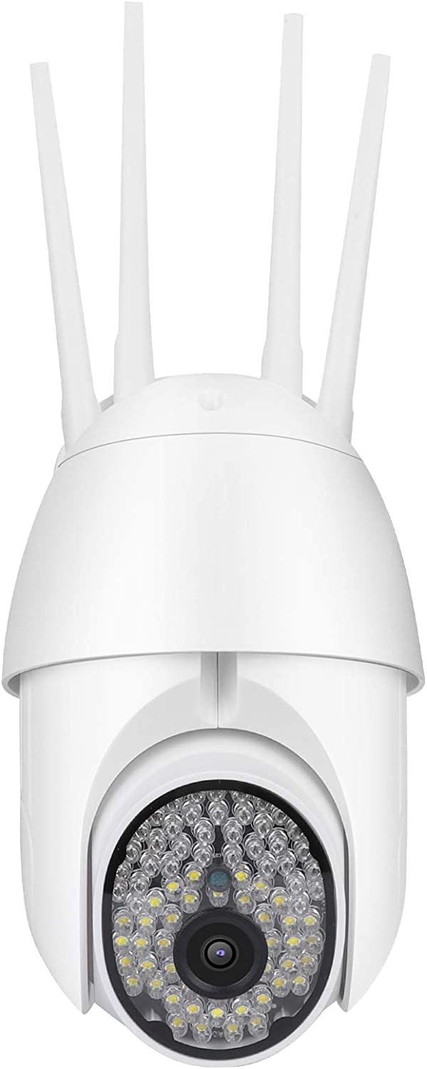 1080P PTZ Max 86% OFF Clear WiFi Full Color IR High order for Night Light Camera