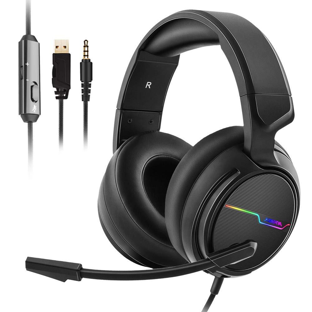 Jeecoo Stereo Gaming Headset Xbox