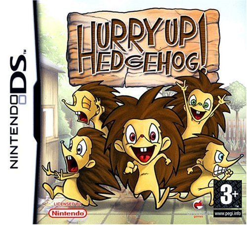 Hurry Up Hedgehogs (Nintendo DS) by Oxygen Interactive