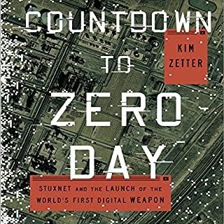 Countdown to Zero Day cover art