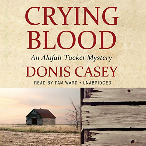Crying Blood audiobook cover art